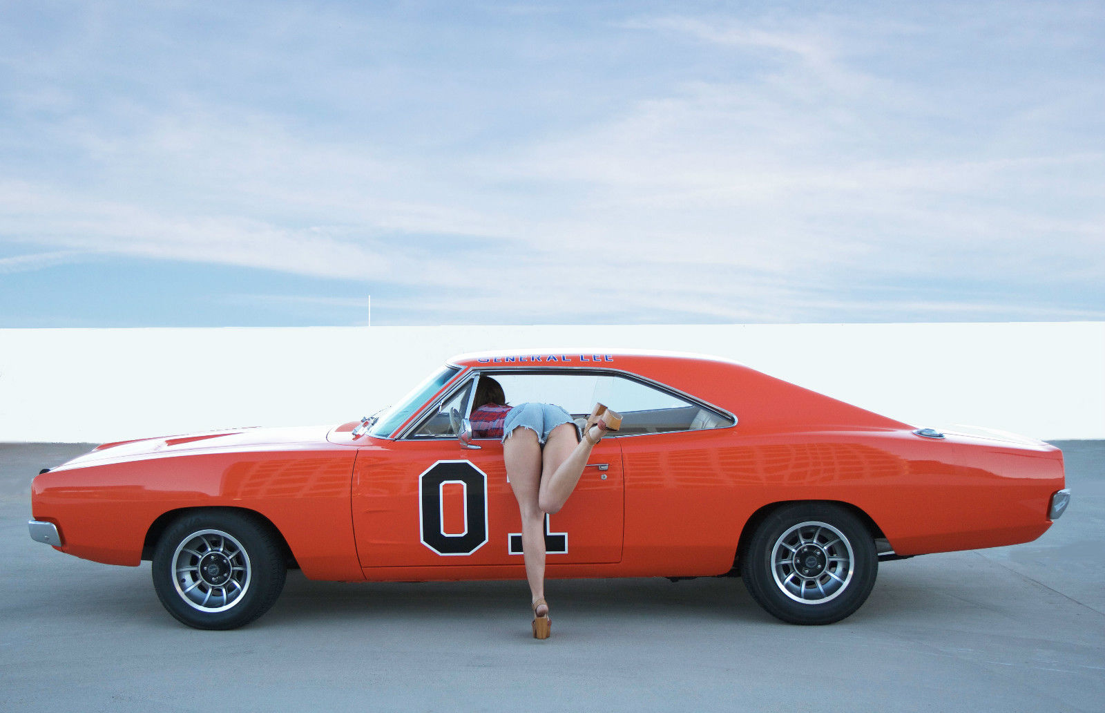 Old Classic El Camino Muscle Cars Wallpaper 1969 Dodge Charger Quot General Lee Quot Dukes Of Hazzard For Sale