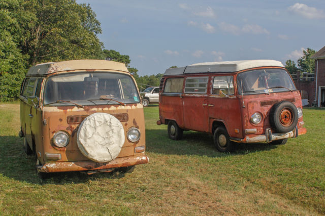 Volkswagen Westfalia Parts Camper
