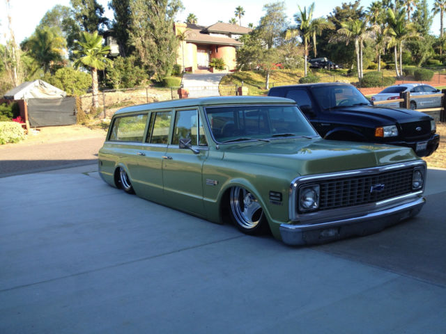 Chevy C10 Suburban For Sale