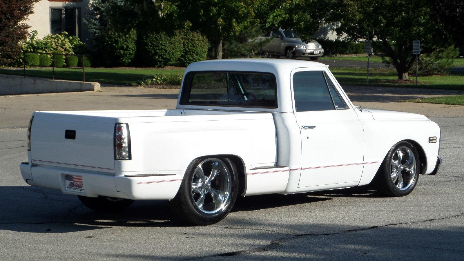 hight resolution of 1972 chevrolet c10 custom stepside shortbed 66 67 68 69 70 71 ready for shows