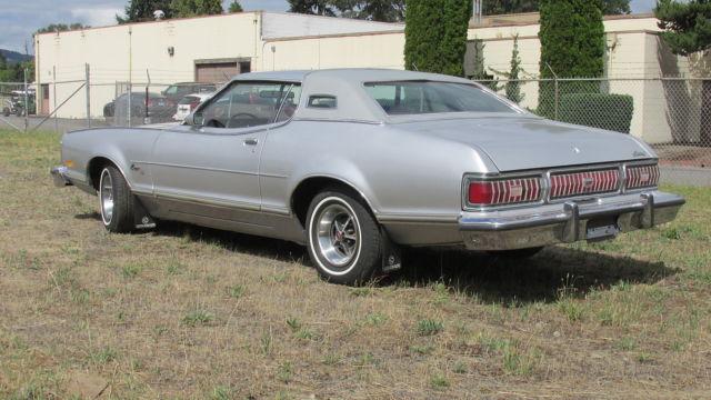 1974 Mercury Cougar XR7 Coupe  Classic Mercury Cougar