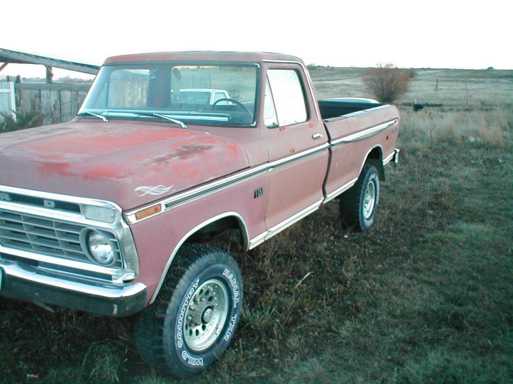 medium resolution of 1975 ford f 250