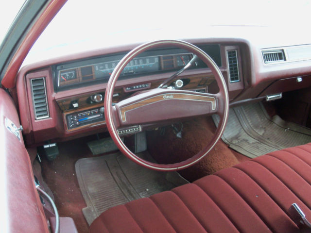 1976 Caprice Classic  Classic Chevrolet Caprice 1976 for sale