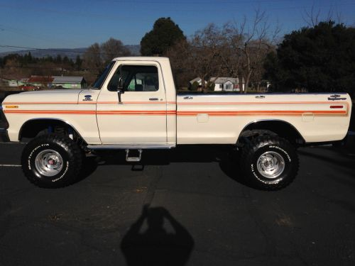 small resolution of 1979 ford f 150 4x4 explorer lifted longbed pickup very nice