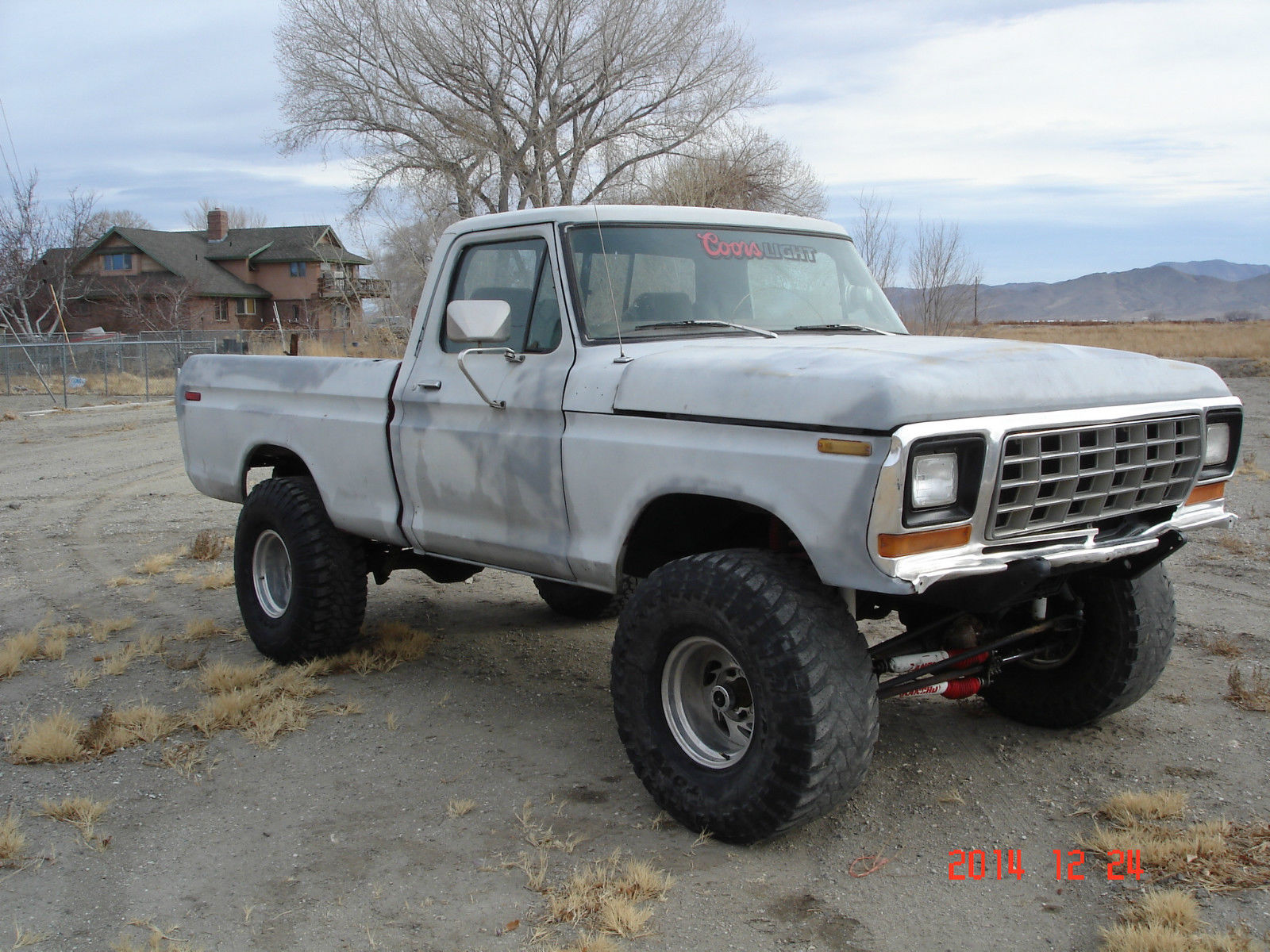 hight resolution of 1979 ford f150 short bed 4x4 running project rare lifted