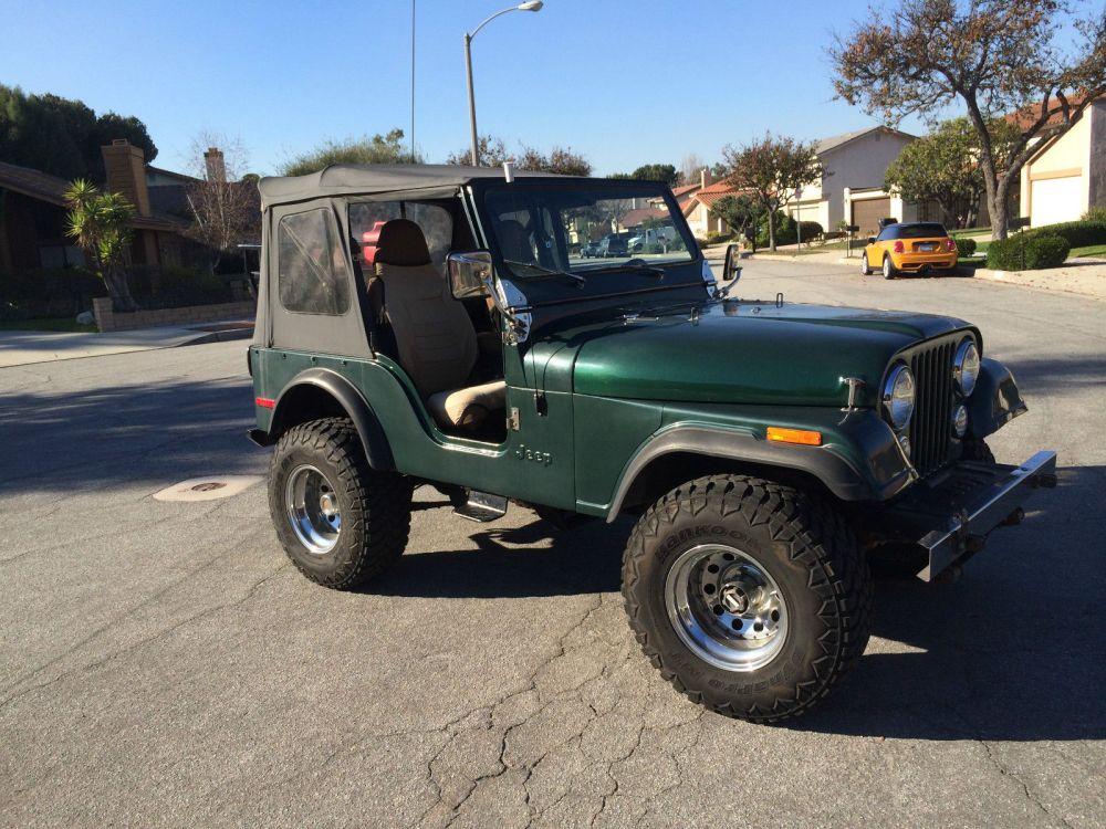 medium resolution of jeep cj5 willys