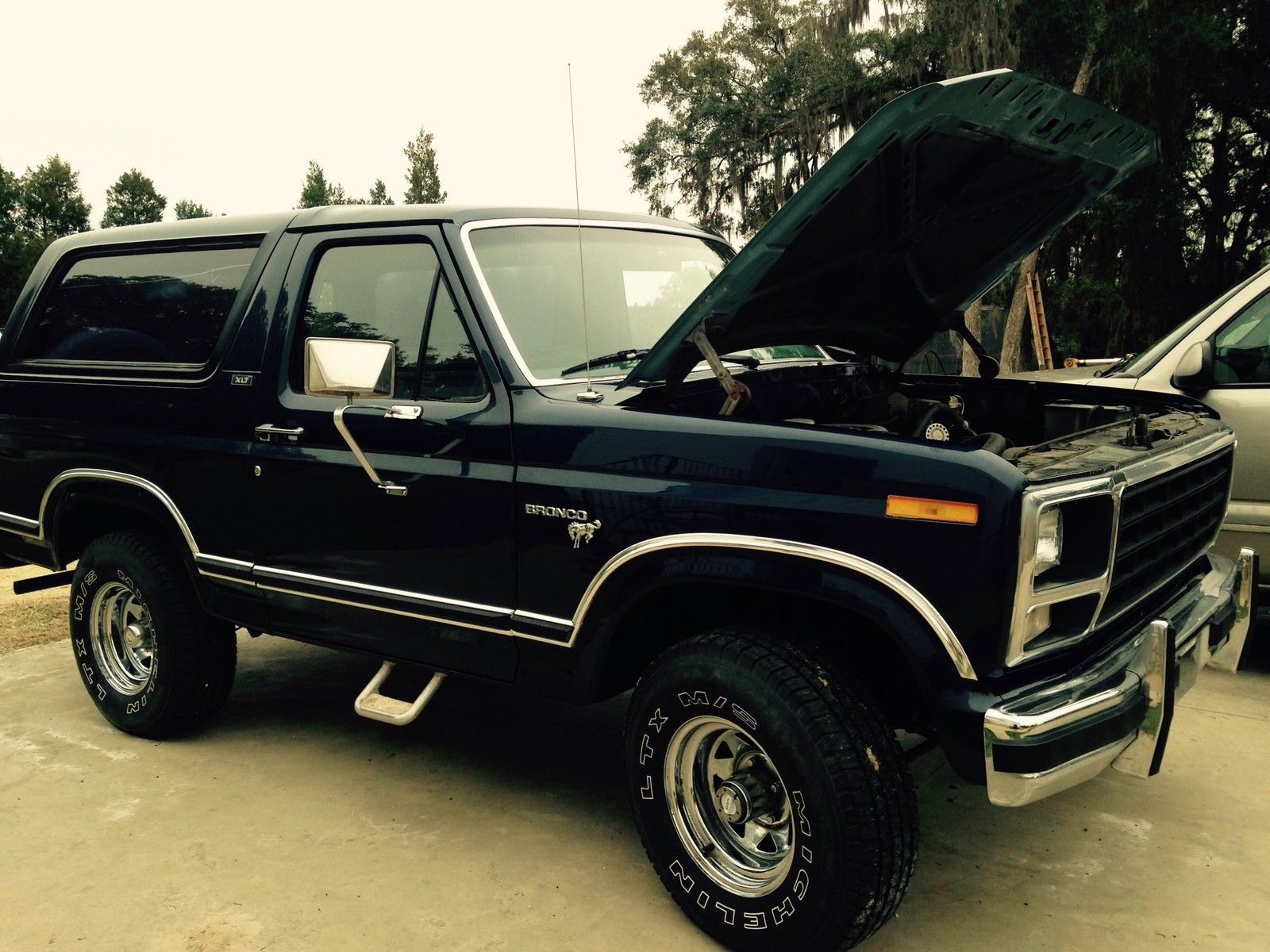 1980 Ford Bronco Wiring Diagram