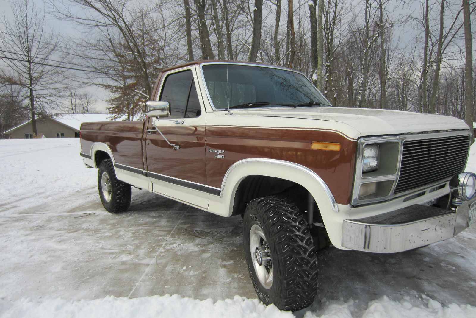 1980 Ford F 350 4x4 5 SpeedAC PS PB F350 Classic