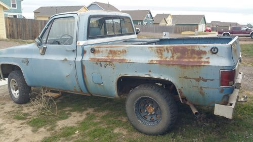 small resolution of 1982 chevy manual k10 pickup truck 4x4