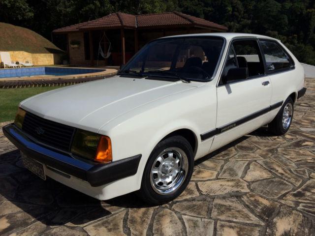 1983 Chevy Chevette Sl Hatchback  Classic Chevrolet Other