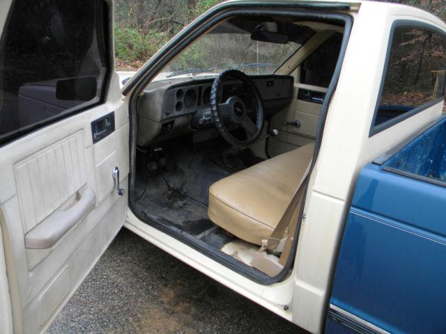 Chevy S10 Schematics