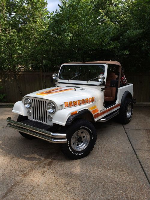 small resolution of 1984 jeep cj7 a c and hardtop make offer renegade cj 7