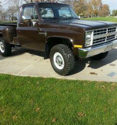 1985 chevrolet c k pickup 3500 [ 1101 x 1468 Pixel ]