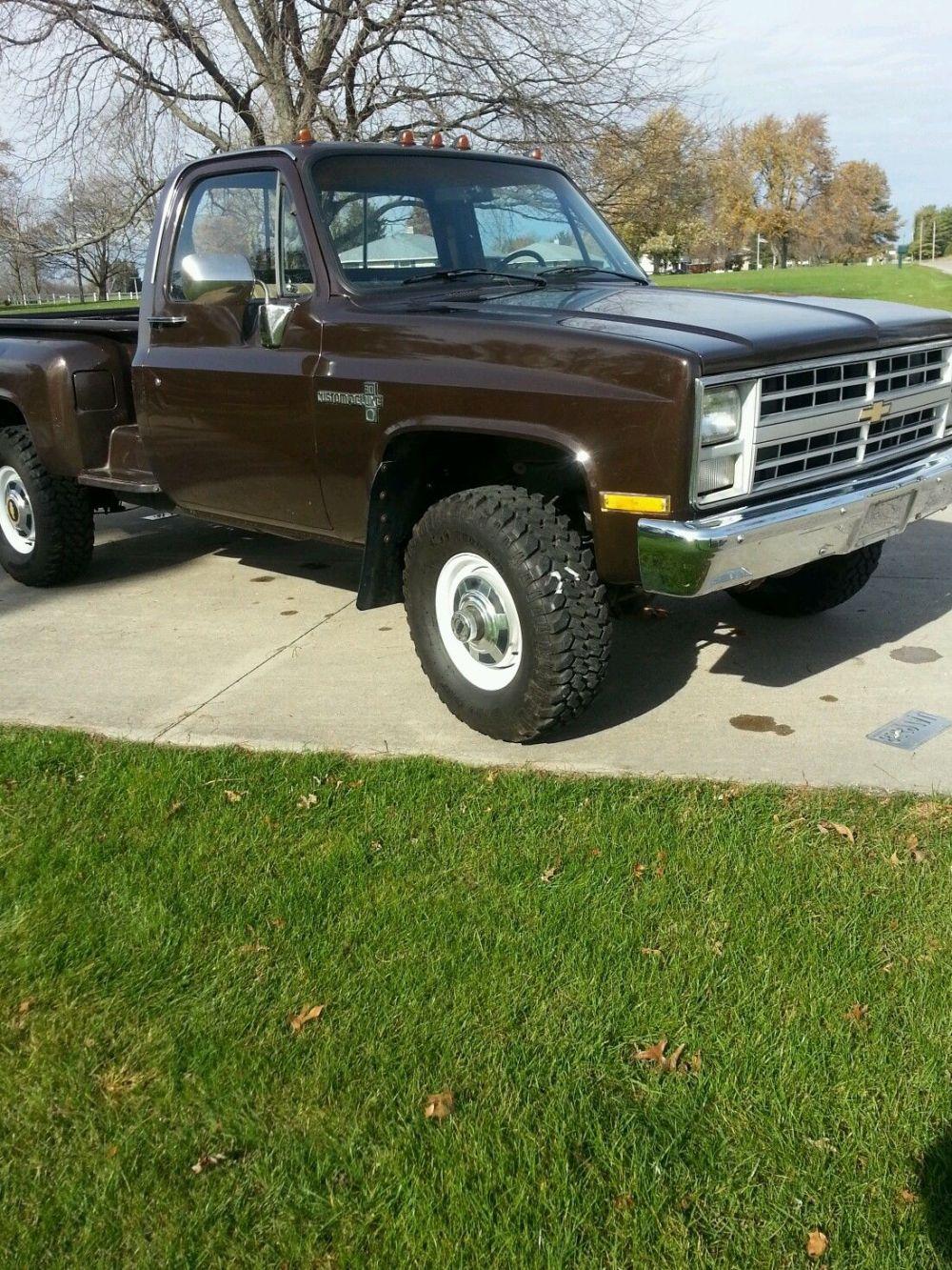 medium resolution of 1985 chevrolet c k pickup 3500