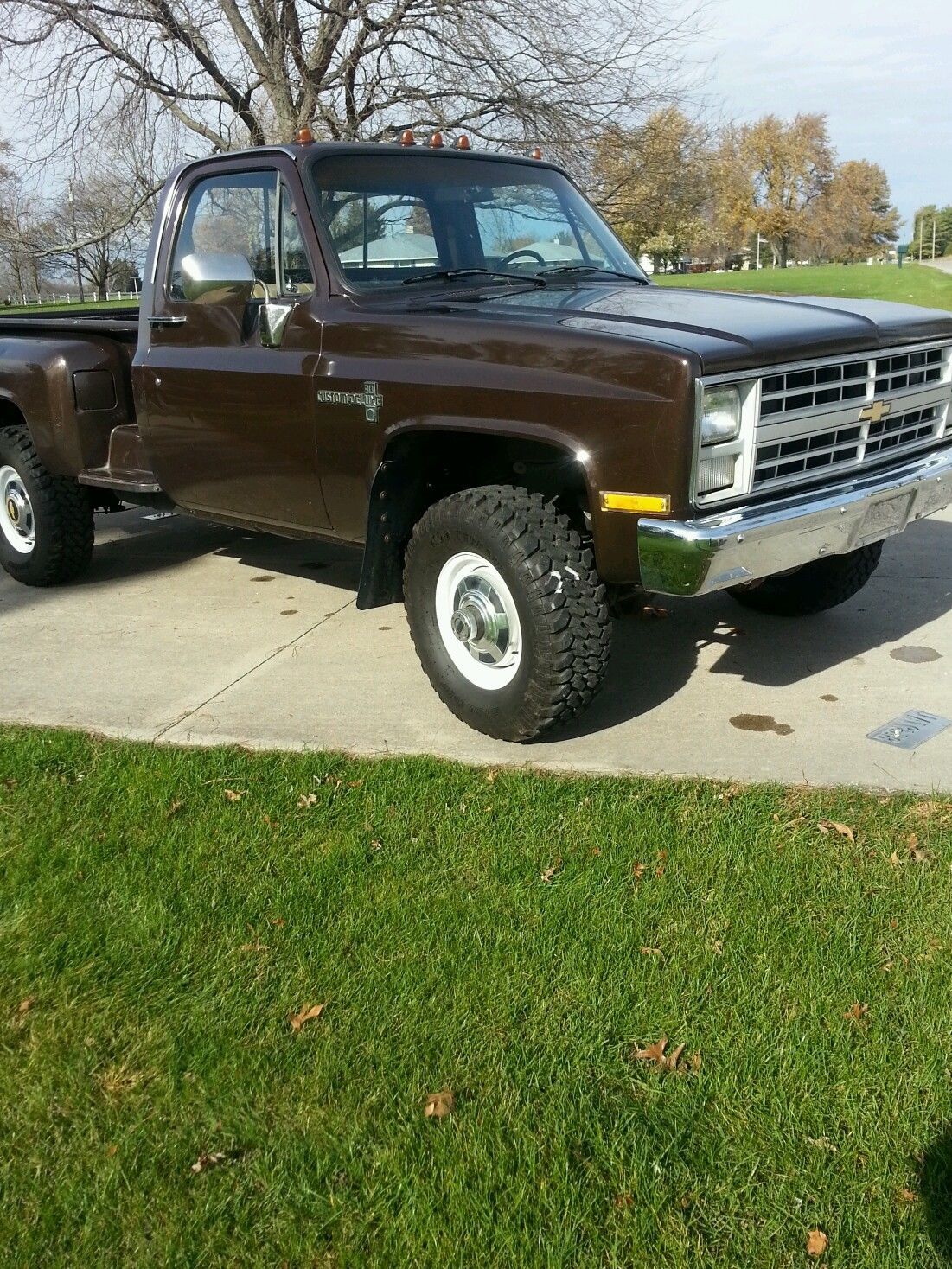hight resolution of 1985 chevrolet c k pickup 3500