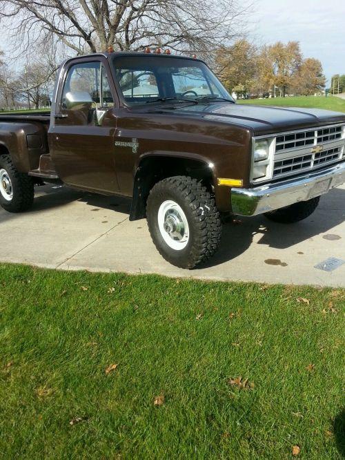 small resolution of 1985 chevrolet c k pickup 3500