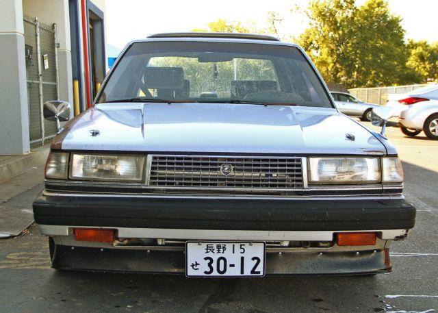 1986 Toyota Cressida Wiring Diagram