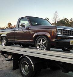 1986 ford ranger [ 1600 x 900 Pixel ]