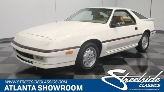 1987 Dodge Daytona Tan Color