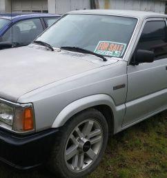 1987 mazda b series pickups [ 1600 x 900 Pixel ]