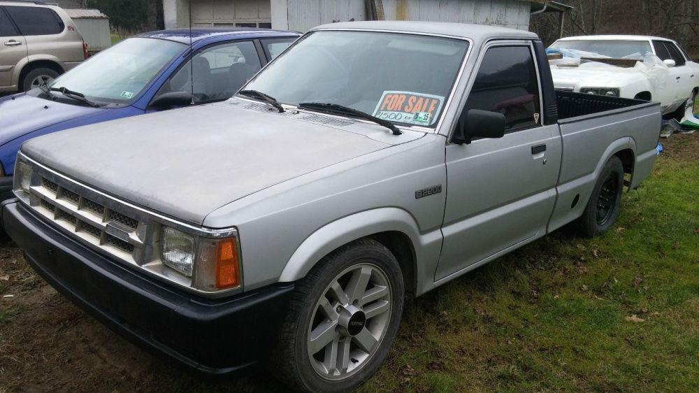 medium resolution of 1987 mazda b series pickups