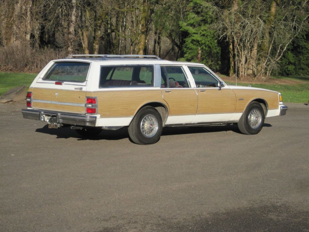 medium resolution of 1988 buick lesabre estate wagon woody station 3rd seat stationwagon clean nice