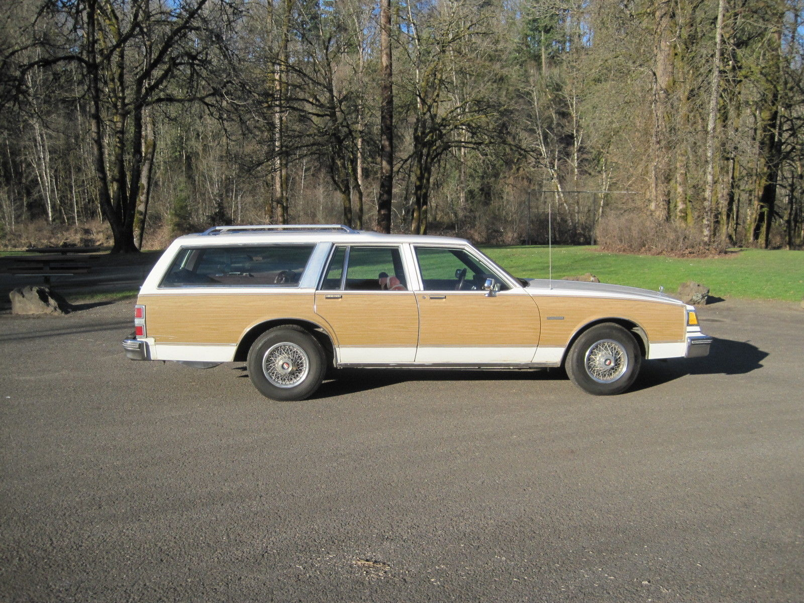 hight resolution of 1988 buick lesabre estate wagon woody station 3rd seat stationwagon clean nice