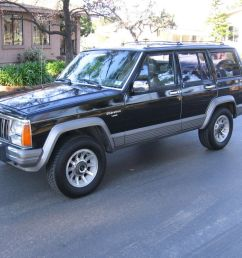1989 jeep cherokee [ 1024 x 768 Pixel ]