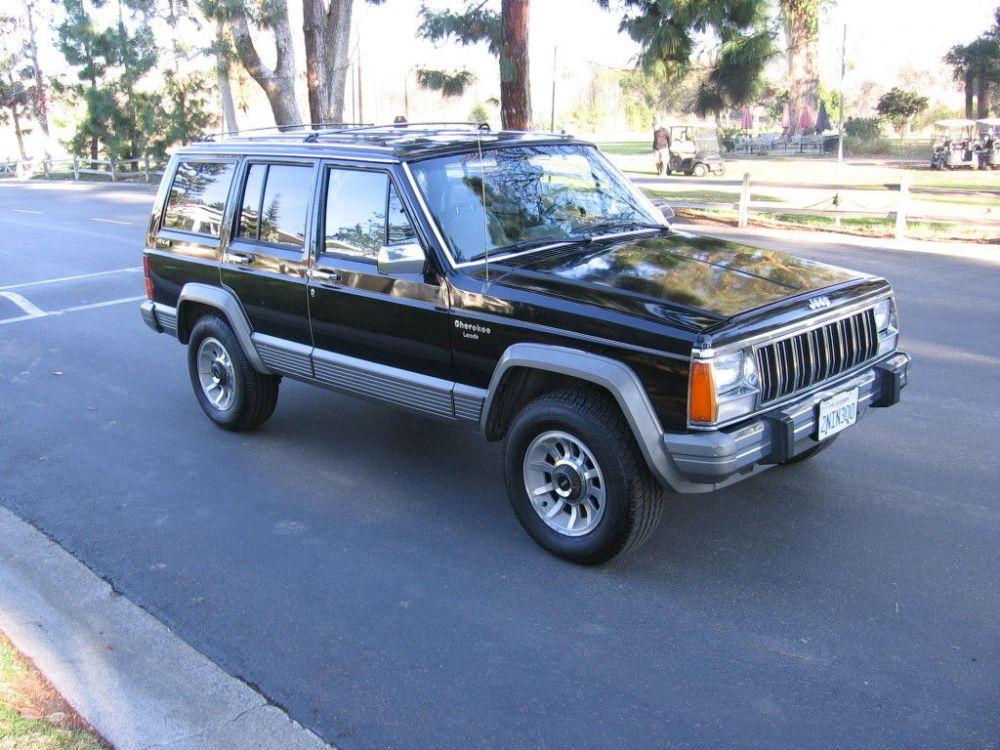 medium resolution of 1989 jeep cherokee laredo 4x4 rare garaged babied 138k driving mi 2nd owner nr