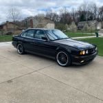 1991 Bmw E34 M5 Black Grey 128k Great Condition Classic Bmw M5 1991 For Sale
