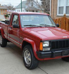 1991 jeep comanche [ 1600 x 1059 Pixel ]