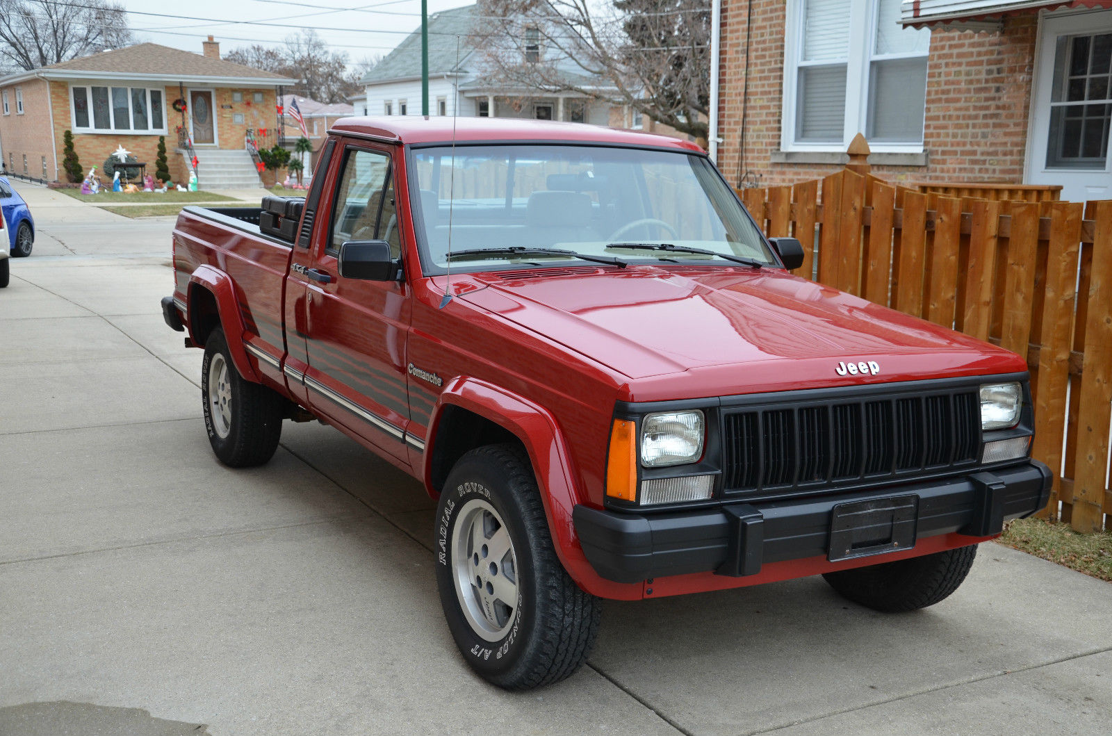 hight resolution of 1991 jeep comanche