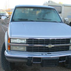 1993 Chevy Nordyne Wiring Diagram Chevrolet Silverado 1 Ton Turbo Diesel 4 Door