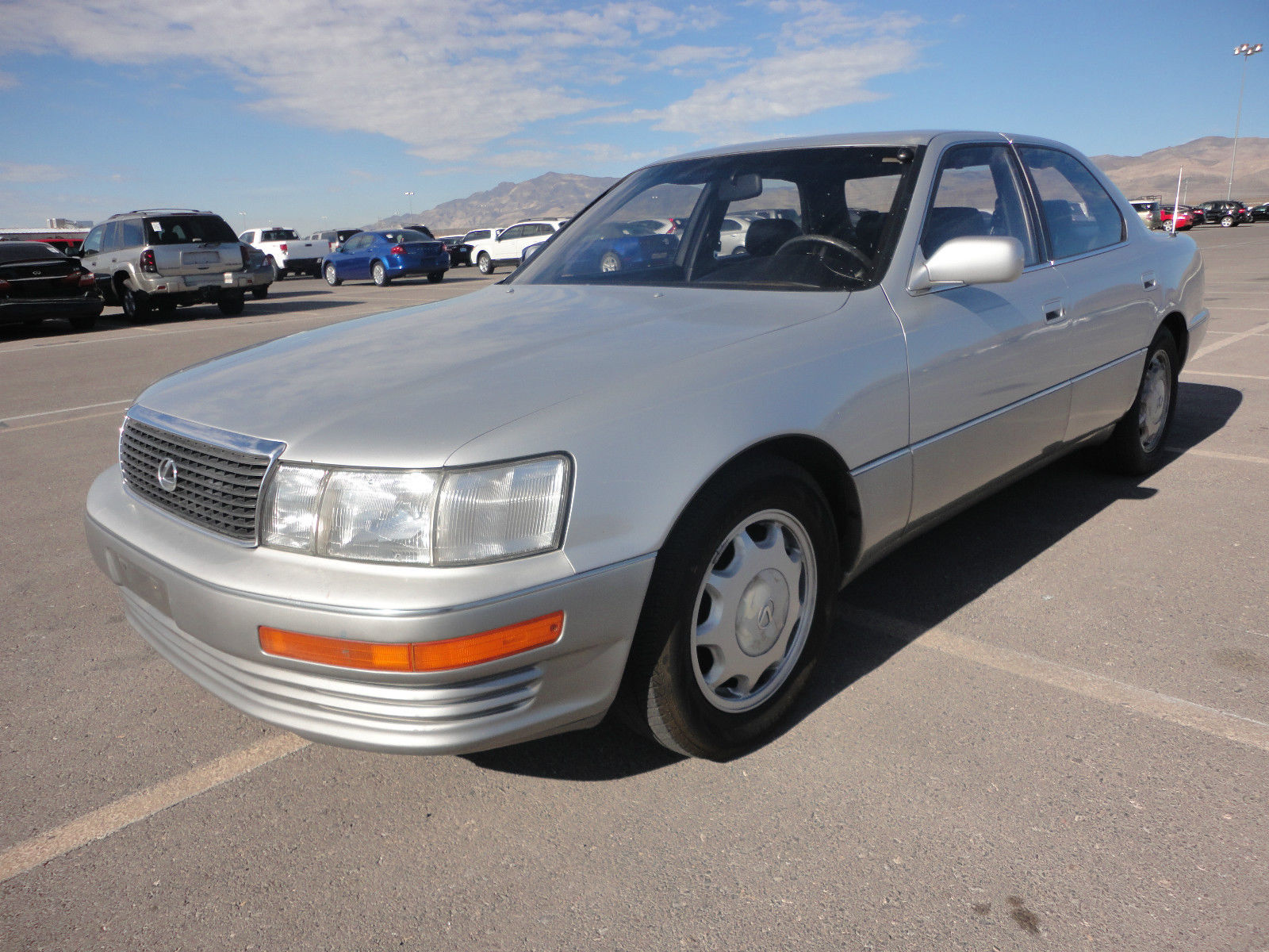 hight resolution of 1993 lexus ls