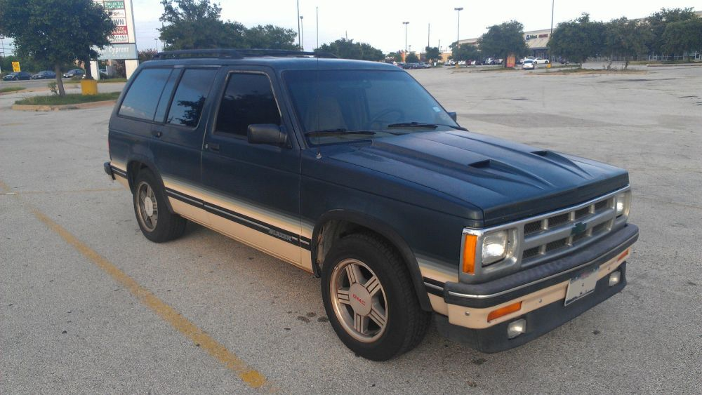 medium resolution of 1994 chevrolet blazer