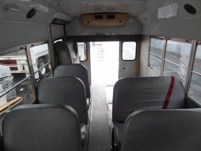 wheelchair lights revolving chair meaning in hindi 1994 ford e350 diesel school collins bus cutaway van lift rear a/c!!! - classic ...