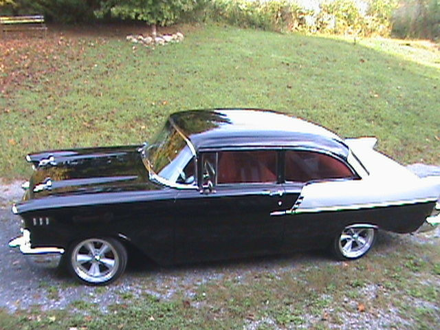 57 Chevy Wiring Harness Kit