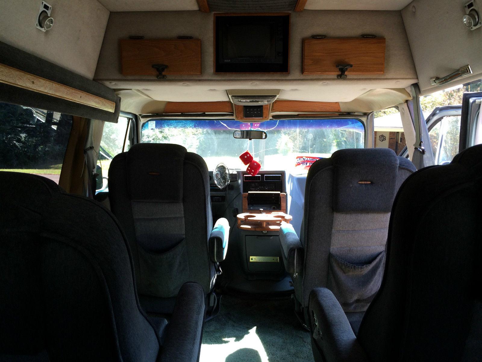 89 Chevy20 Jayco Conversion Van Classic Chevrolet G20