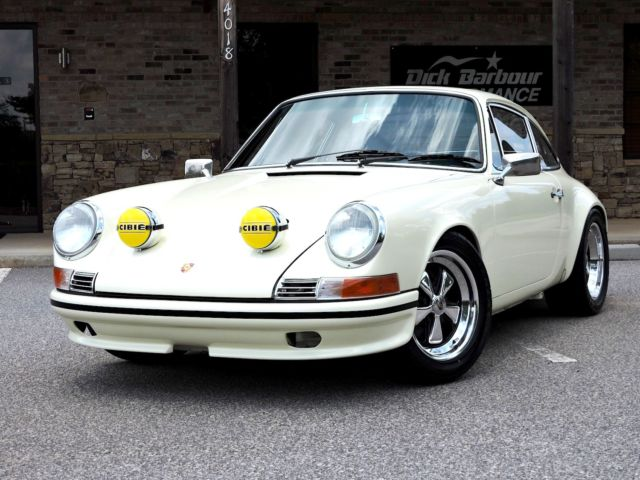 backdated porsche 911 hot rod completely restored with an engine - 1984  porsche 911 carrera fuse