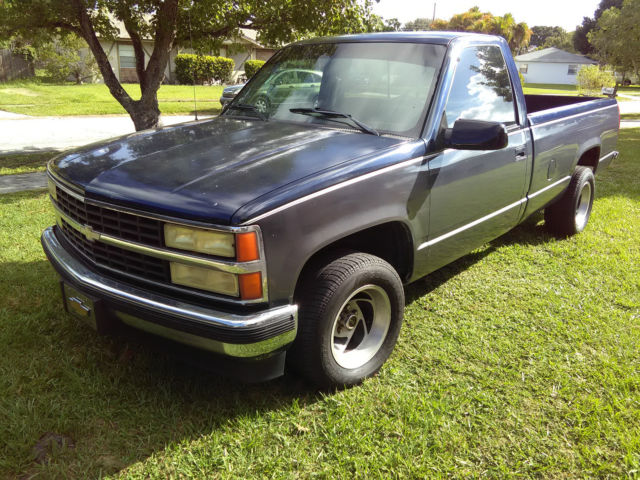 1990 Chevy Truck Cruisecontrol