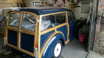 "Custom Morris Minor Traveller Built Order ""california"