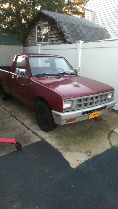 small resolution of 1986 isuzu pup