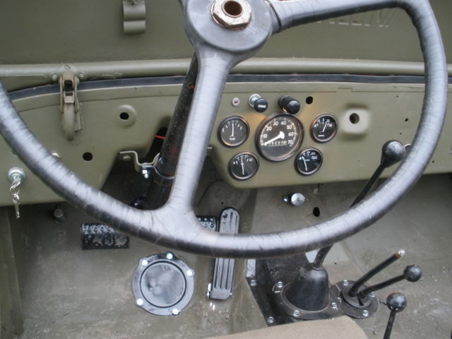 Willys Truck Wiring Diagrams