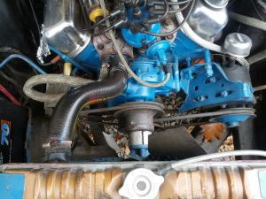 Mustang Coupe 68 Ford V8 289 Engine,Automatic