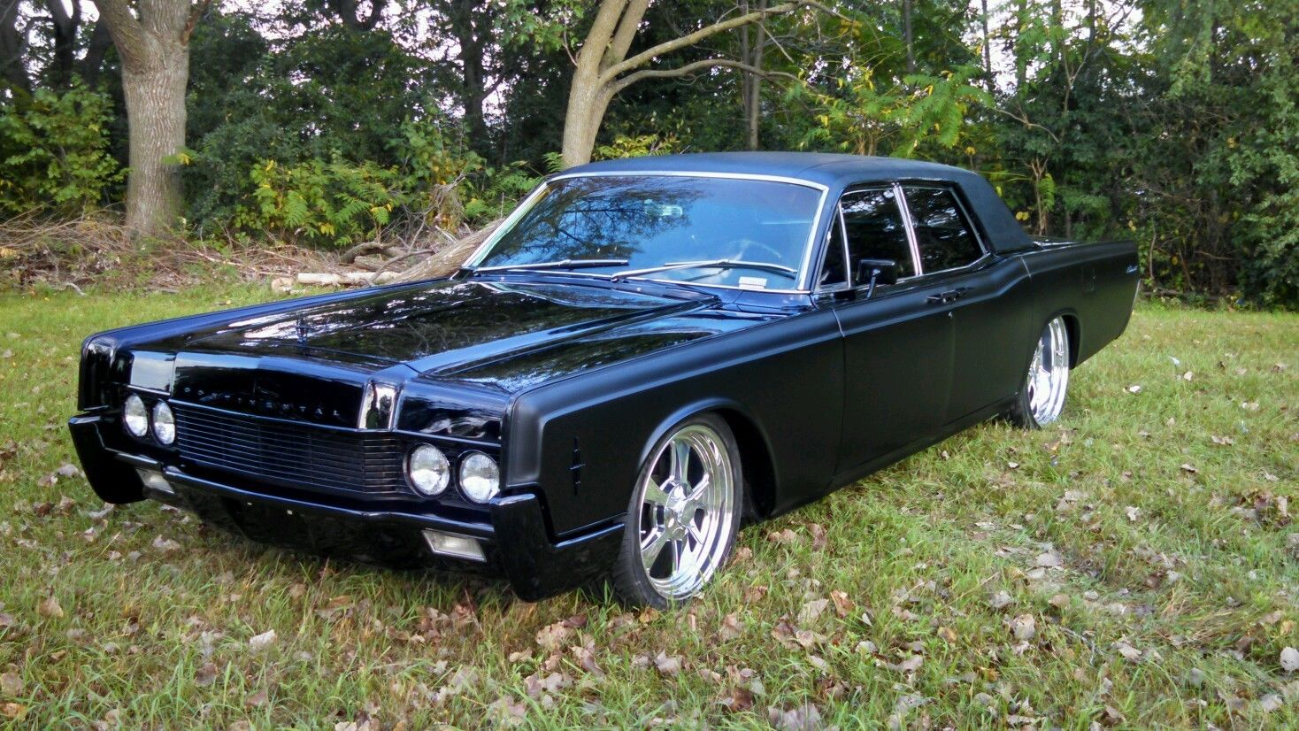 ONE OF A KIND 1966 Lincoln Continental 66 67 68 69