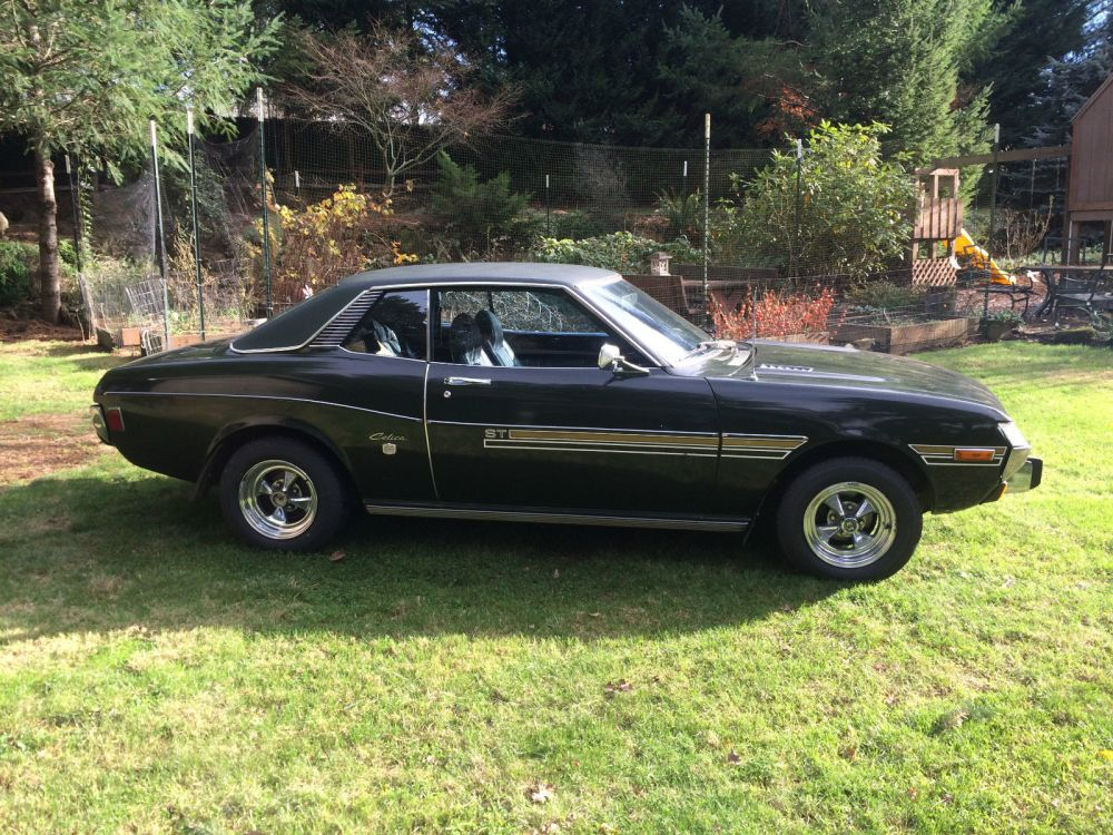 medium resolution of 1973 toyota celica st