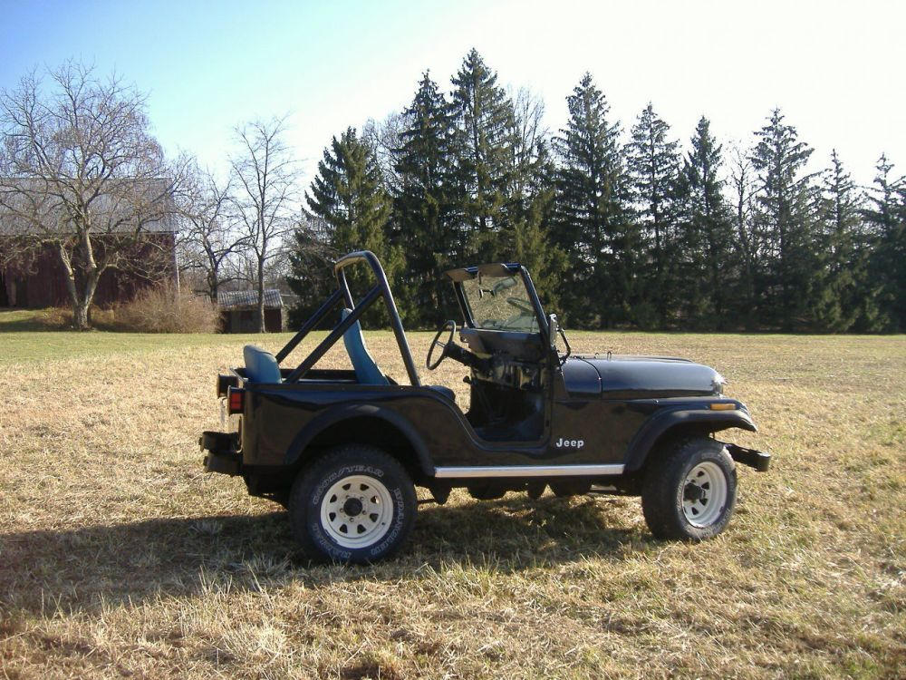 medium resolution of 1981 jeep cj