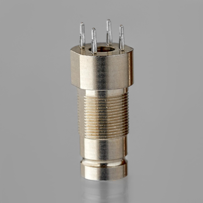 hight resolution of pin metal