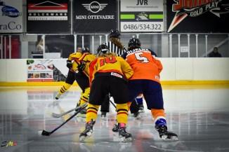 Oefeninterland België vs Nederland 11-11-2017-21