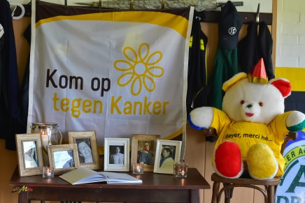 3de memorial Kristof De Meyer 12-05-2018